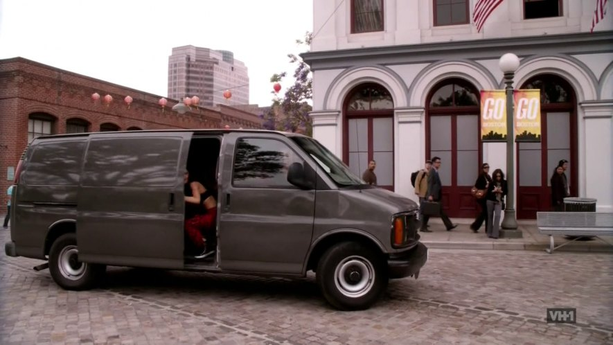 2000 Chevrolet Express [GMT600]