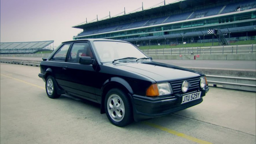 1982 Ford Escort XR3 MkIII