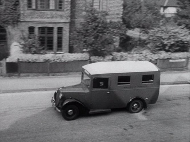 Austin 18/6 Ambulance by Thomas Startin Jnr for Ministry Of Pensions