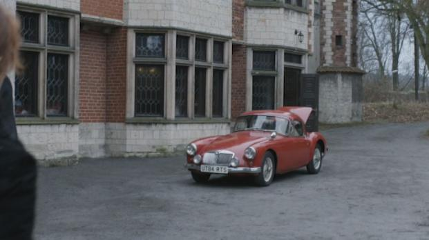 1957 MG A Coupe MkI