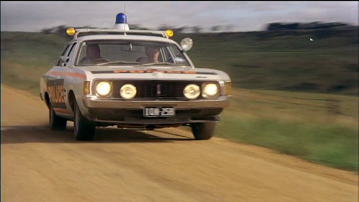 Chrysler Valiant Police [VJ]