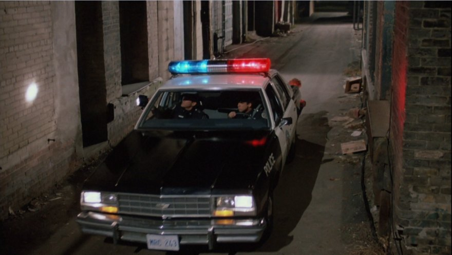 Imcdb Org 1977 Chevrolet Impala In Quot Police Academy 4