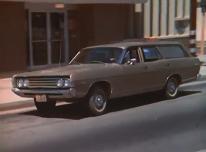 1969 Ford Fairlane Station Wagon