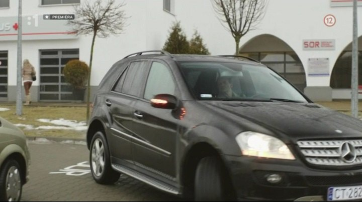 2006 Mercedes-Benz ML [W164]