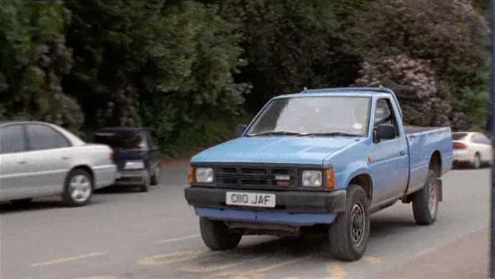 1986 Nissan 4WD Pick-up [D21]