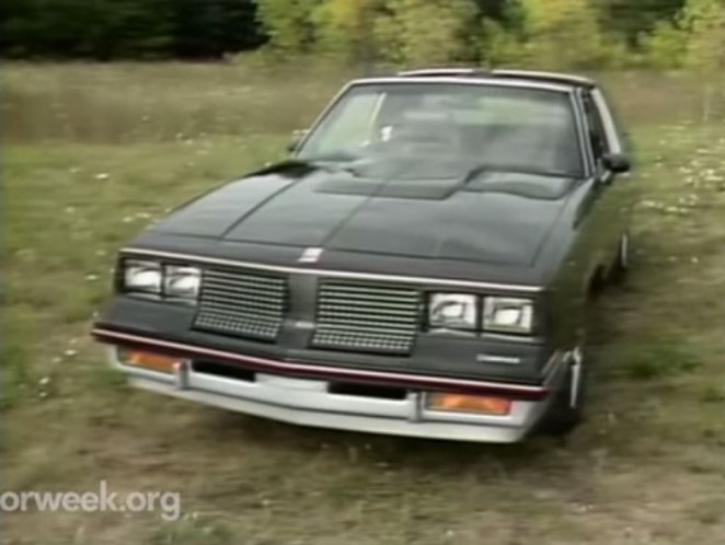 1983 Oldsmobile Cutlass Calais 15th Anniversary Hurst/Olds