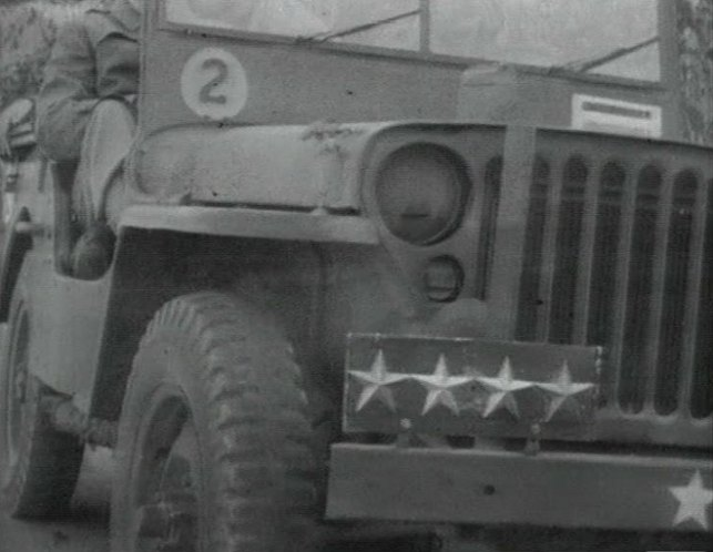 1942 Ford GPW 'Jeep'