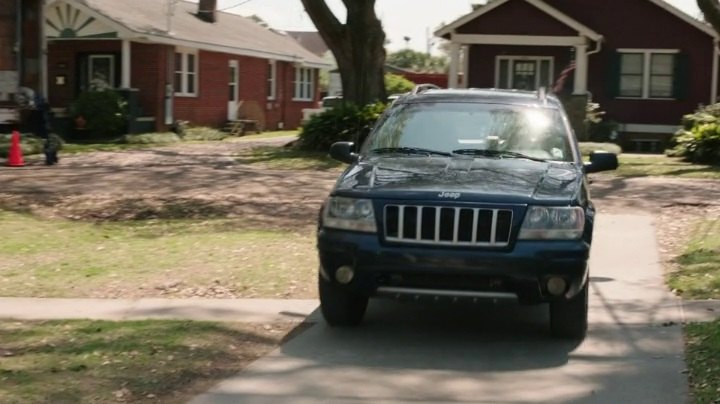 2004 Jeep Grand Cherokee [WJ]