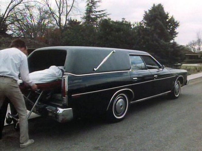 1975 Ford LTD Wagon Funeral Coach