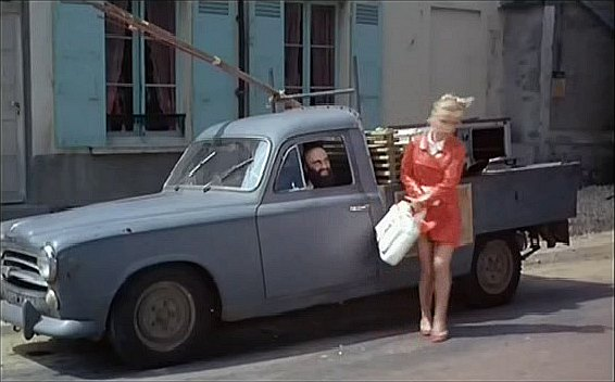 1958 peugeot 403 camionnette b ch e u8 in la. Black Bedroom Furniture Sets. Home Design Ideas