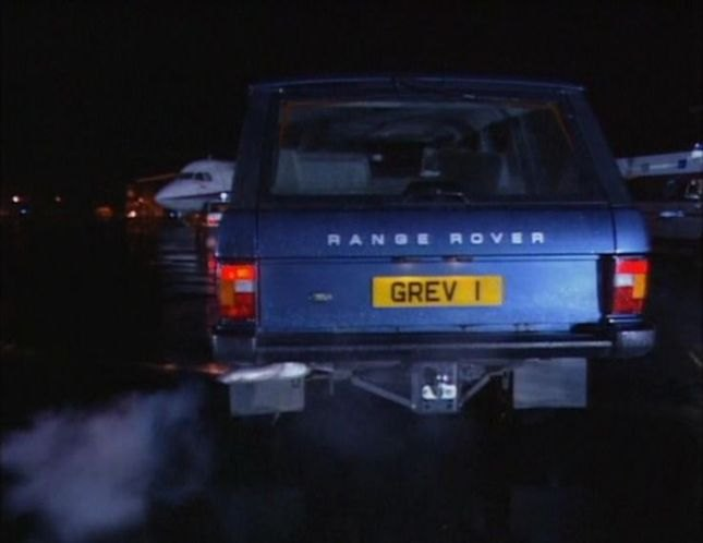 1992 Land-Rover Range Rover Series I