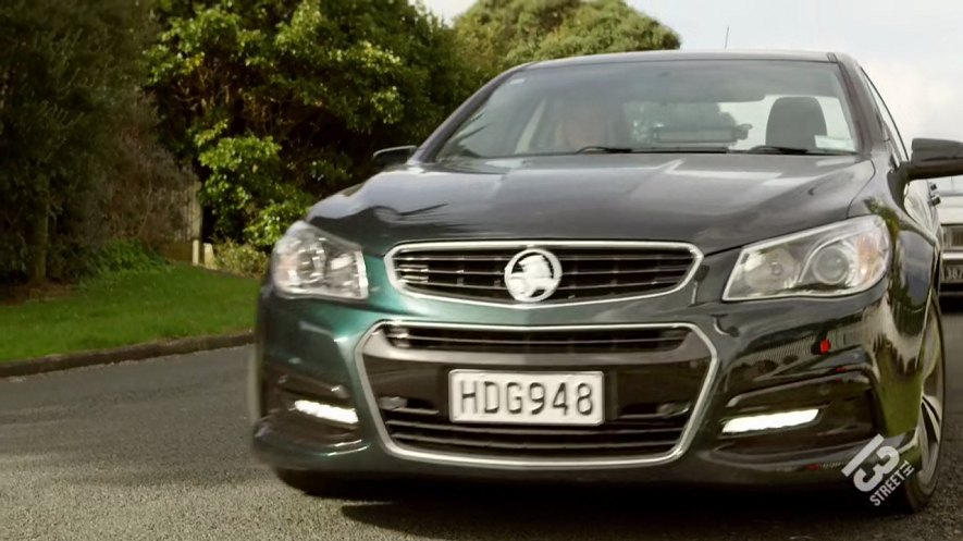 2013 Holden Commodore SV6 [VF]