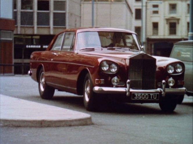 1963 rolls royce silver cloud celebrity owned