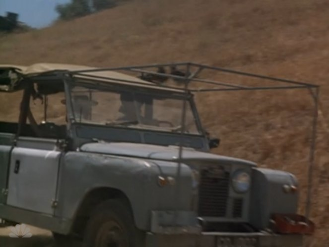 1958 Land-Rover Series II