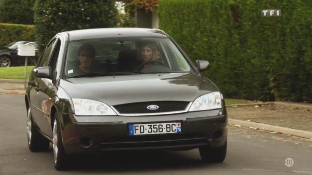2001 Ford Mondeo MkIII