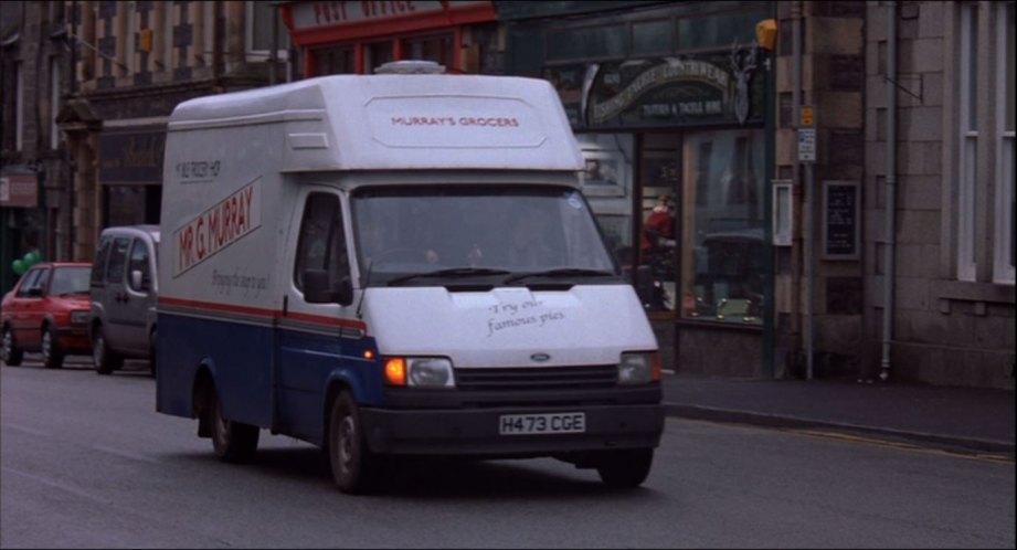 1991 ford transit 120 mobile shop mkiii in one. Black Bedroom Furniture Sets. Home Design Ideas