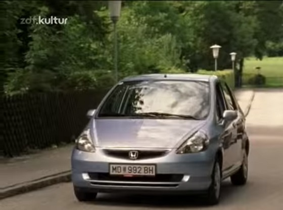 Honda Jazz [GD]
