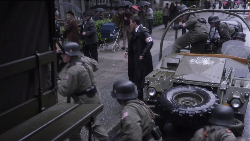 "IMCDb.org: 1963 Volvo L 3304 Pvpjtgb 9031 'PV-Jeep' in ""The Man in the High Castle, 2015-2019"""