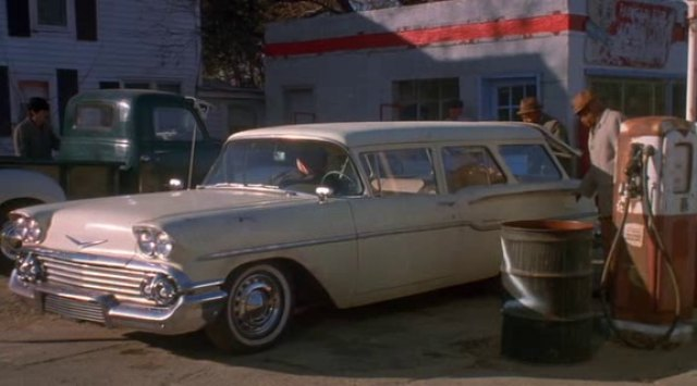 1958 Chevrolet Yeoman Two-Door Station Wagon [1293]