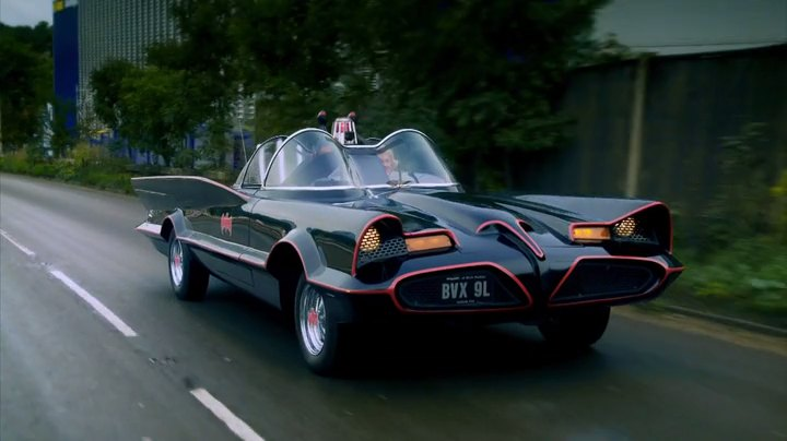 1972 Lincoln Futura Batmobile