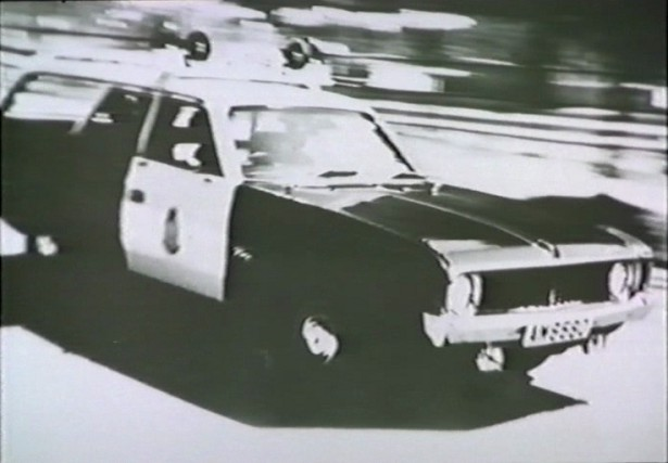 1973 Chrysler Valiant HK Police [VJ]