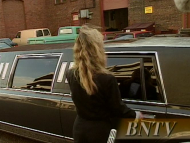 1988 Lincoln Town Car Stretched Limousine