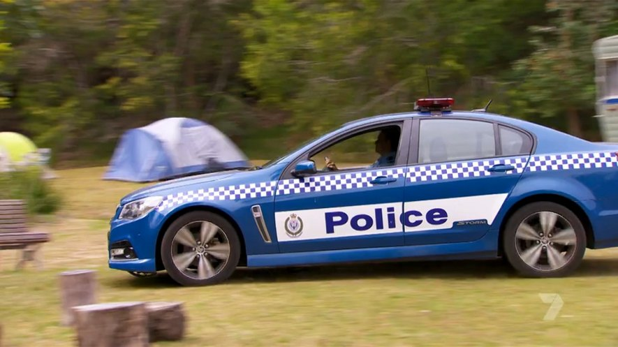 2014 Holden Commodore Storm [VF]