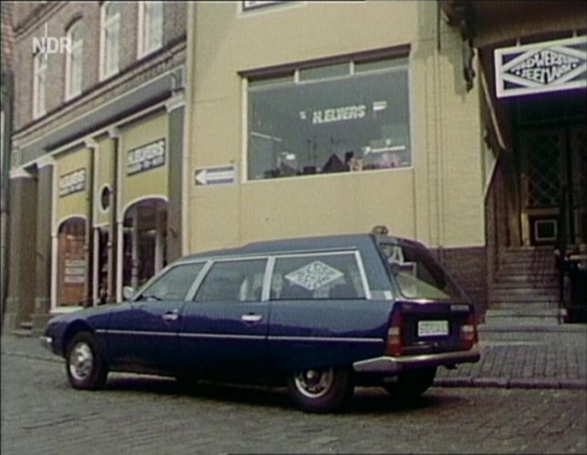 1977 Citroën CX Break Série 1