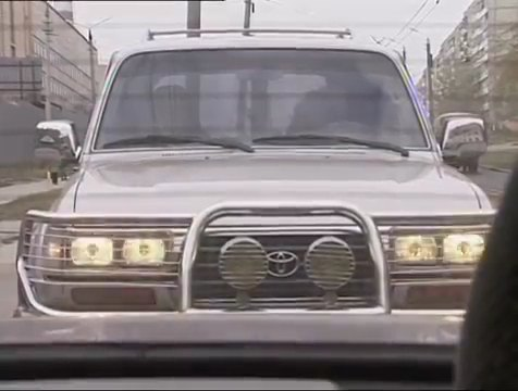 1995 Toyota Land Cruiser [J80]