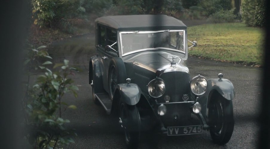 1929 Bentley 4½ Litre All-Weather Saloon by Salmons [AB3351]