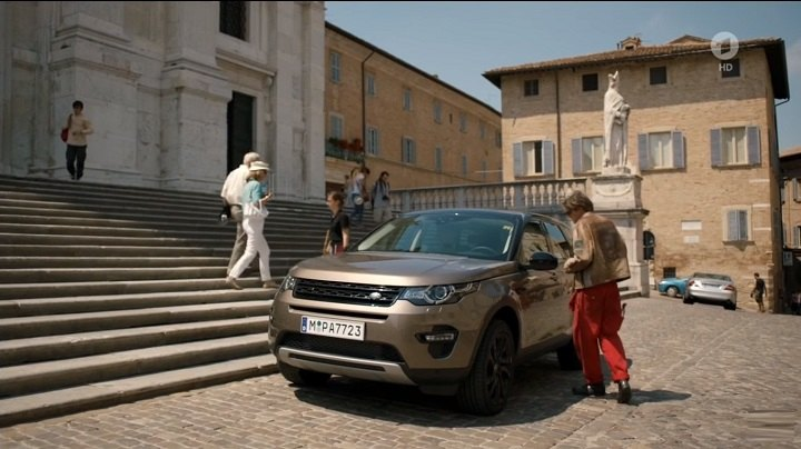 2015 Land-Rover Discovery Sport [L550]