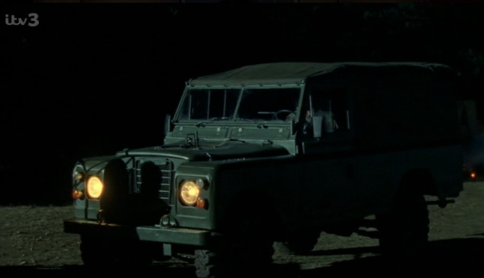 Land-Rover 109'' Series III