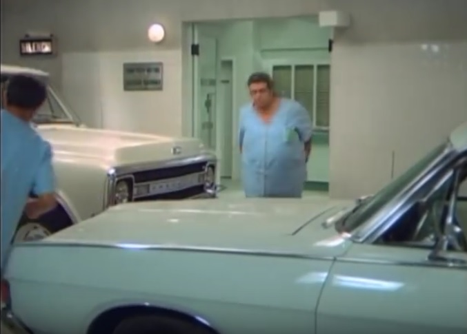 Ford Fairlane Ambulance