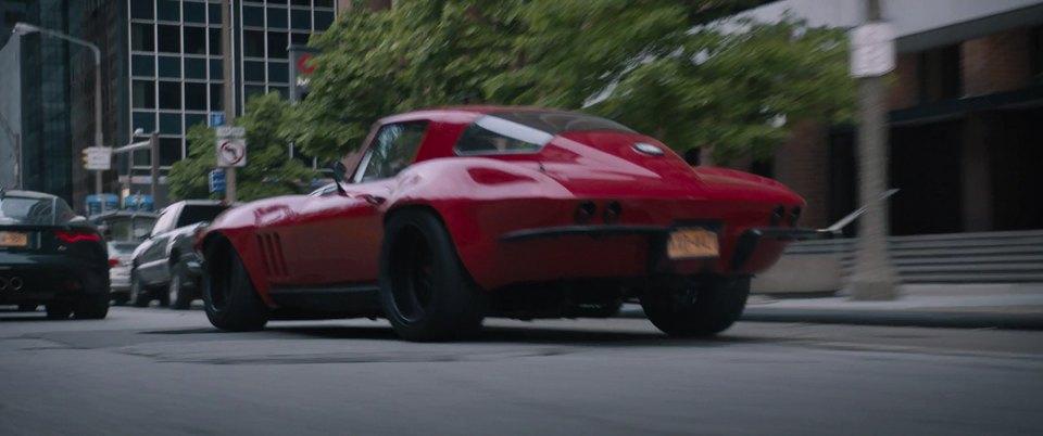 """1969 Corvette Stingray >> IMCDb.org: 1966 Chevrolet Corvette Sting Ray C2 in """"The ..."""