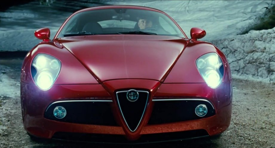 2008 alfa romeo 8c competizione in vacanze di natale a. Cars Review. Best American Auto & Cars Review