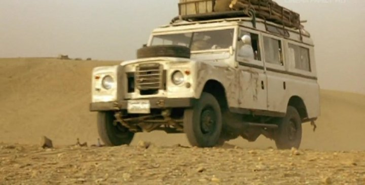 Land-Rover 109'' Series III Station Wagon