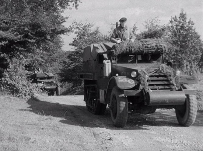 International Harvester M5 Halftrack