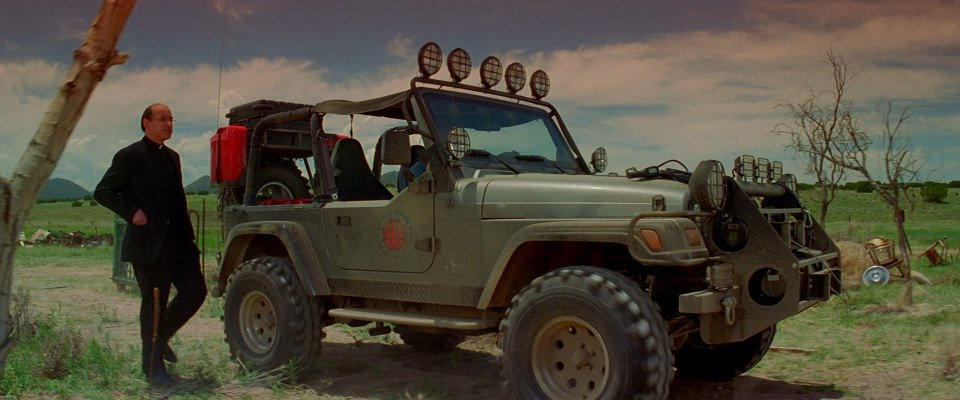 Famous Movie And Tv Jeeps Page 2 Jeepforum Com
