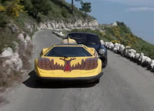 EL AUTO de AUTOMAN de 1983. 296