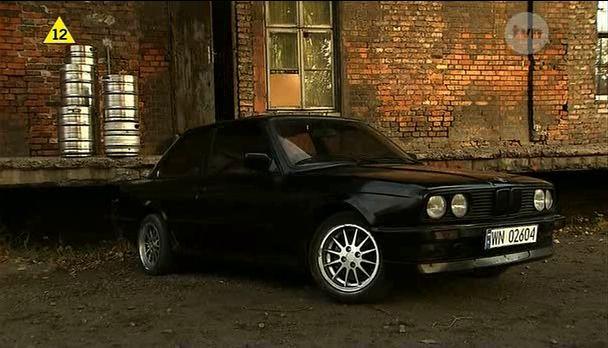 BMW E30 316 1987