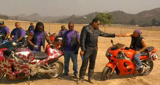 Biker boyz motorcycle club
