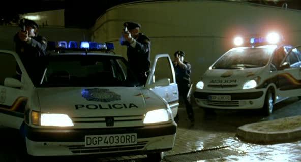 Policias nacionales