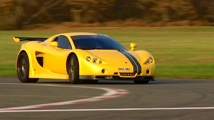 2009 Ascari a10