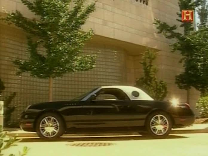 2002 Ford Thunderbird Neiman Marcus