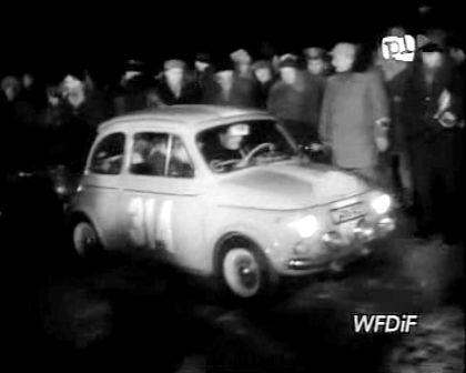 1960  Steyr-Puch 500 D