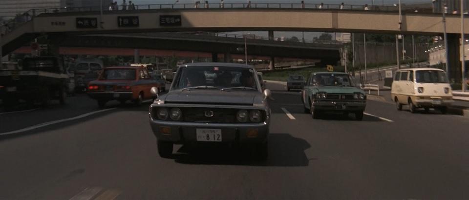 """IMCDb.org: 1969 Mazda Bongo in """"E ke, 1972"""""""