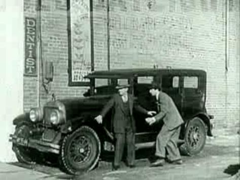 "IMCDb.org: 1925 Cadillac V-63 Sedan in ""Held for Ransom, 1938"""