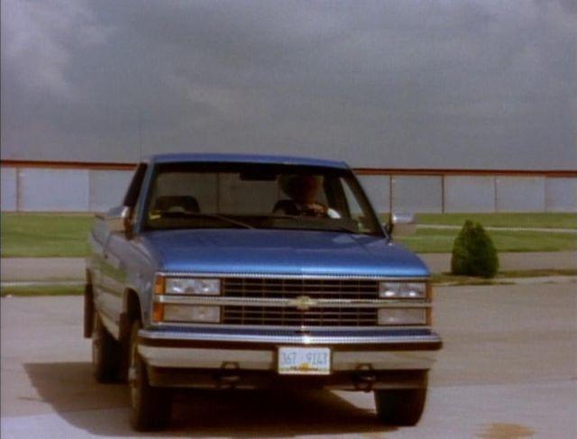 Imcdb Org 1990 Chevrolet K 1500 In Quot Walker Texas Ranger