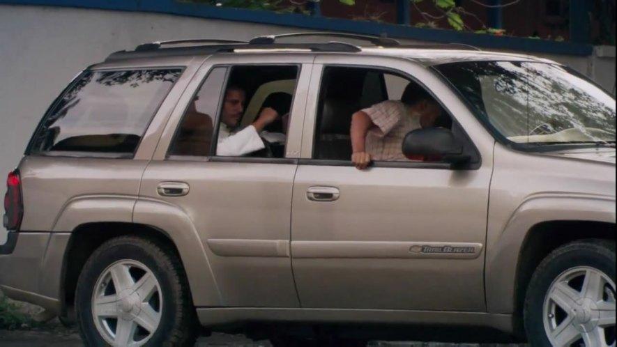 """IMCDb.org: 2002 Chevrolet TrailBlazer LTZ [GMT360] in """"El Capo, 2009-2014"""""""