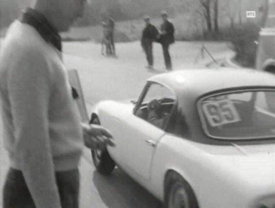 1963 Lotus Elan S1 with hardtop [Type 26]